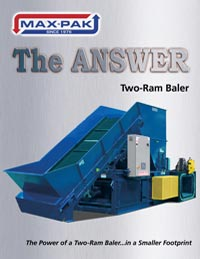 The Answer Two-Ram Baler