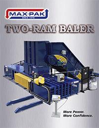 Two-Ram Baler
